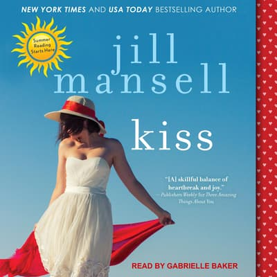Kiss by Jill Mansell audiobook
