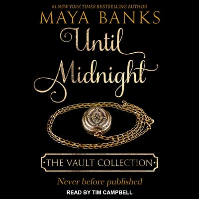 Until Midnight by Maya Banks audiobook
