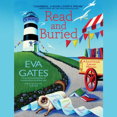 Read and Buried by Eva Gates audiobook