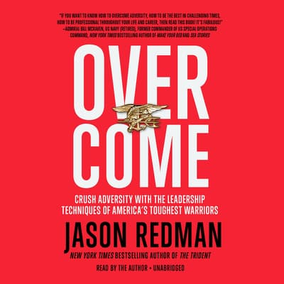 Overcome by Jason Redman audiobook