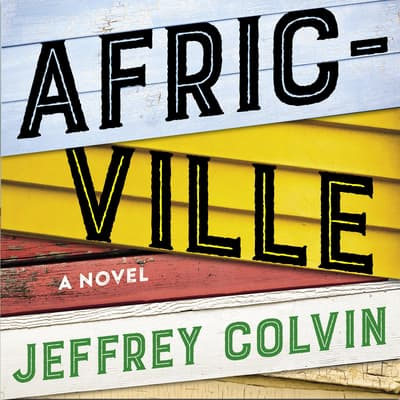 Africville by Jeffrey Colvin audiobook