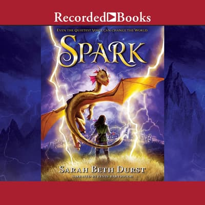 Spark by Sarah Beth Durst audiobook