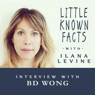 Little Known Facts: BD Wong by Ilana Levine audiobook
