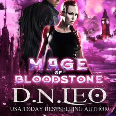 Mage of Bloodstone by D.N. Leo audiobook