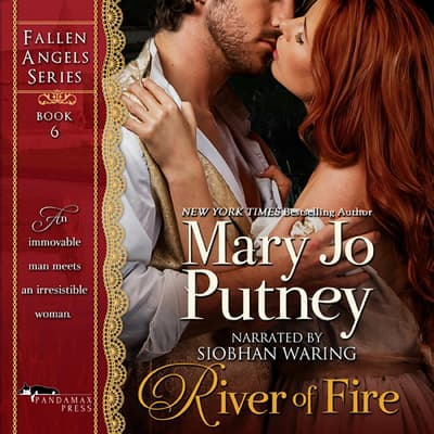 River of Fire by Mary Jo Putney audiobook