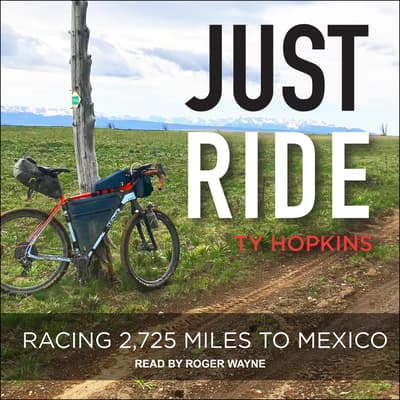 Just Ride by Ty Hopkins audiobook