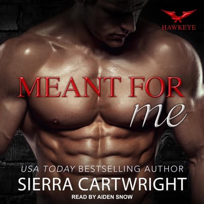 Meant For Me by Sierra Cartwright audiobook