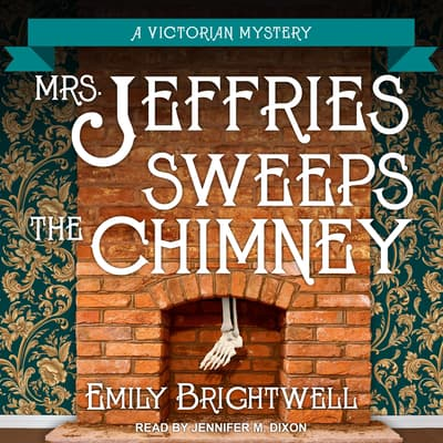 Mrs. Jeffries Sweeps the Chimney by Emily Brightwell audiobook