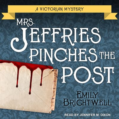 Mrs. Jeffries Pinches the Post by Emily Brightwell audiobook