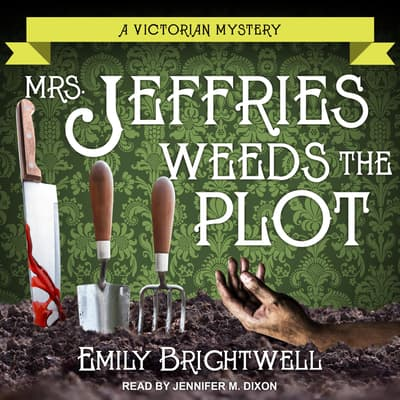 Mrs. Jeffries Weeds the Plot by Emily Brightwell audiobook