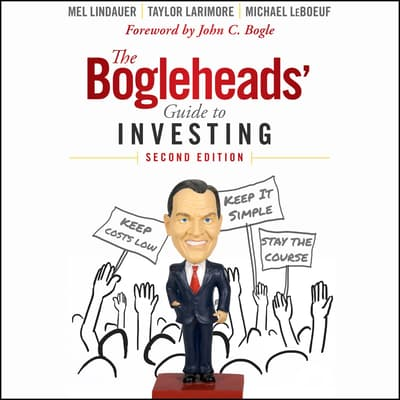 The Bogleheads' Guide to Investing by Taylor Larimore audiobook