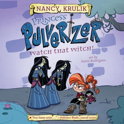Watch That Witch! by Nancy Krulik audiobook