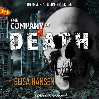 The Company of Death by Elisa Hansen audiobook