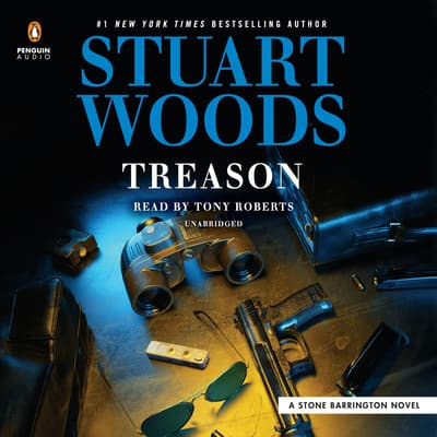 Treason by Stuart Woods audiobook