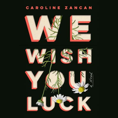 We Wish You Luck by Caroline Zancan audiobook