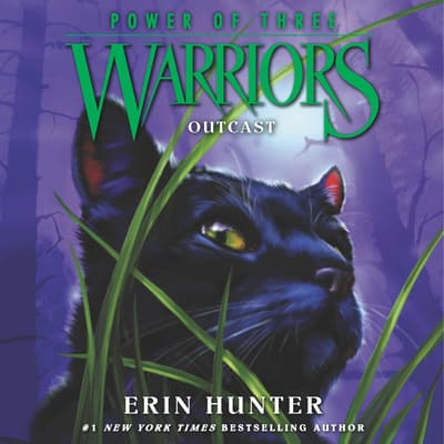 Warriors: Power of Three #3: Outcast by Erin Hunter audiobook
