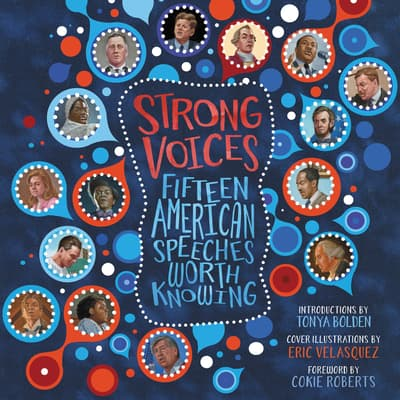 Strong Voices by various authors audiobook