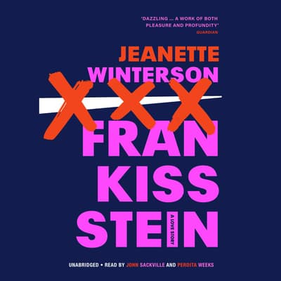 Frankissstein by Jeanette Winterson audiobook