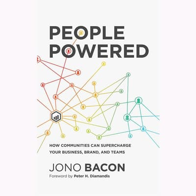 People Powered by Jono Bacon audiobook