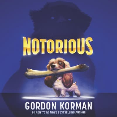 Notorious by Gordon Korman audiobook