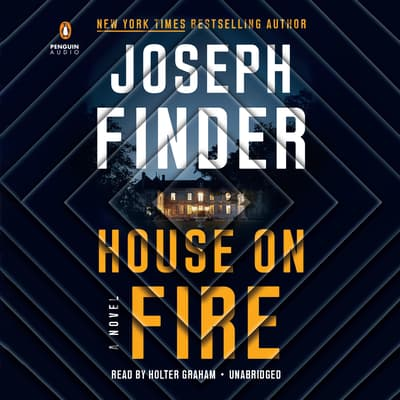 House on Fire by Joseph Finder audiobook