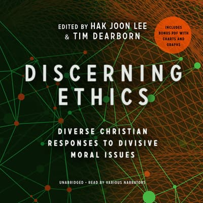 Discerning Ethics by Hak Joon Lee audiobook