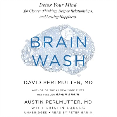 Brain Wash by David Perlmutter audiobook