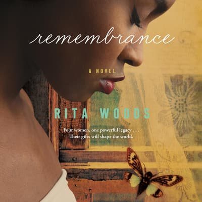 Remembrance by Rita Woods audiobook