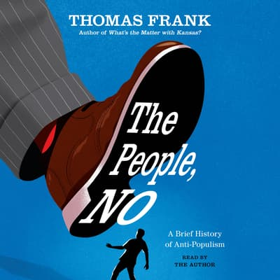 The People, No by Thomas Frank audiobook