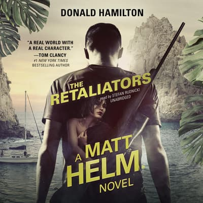 The Retaliators by Donald Hamilton audiobook