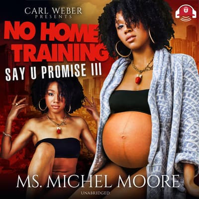 No Home Training by Michel Moore audiobook