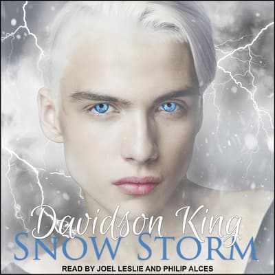 Snow Storm by Davidson King audiobook