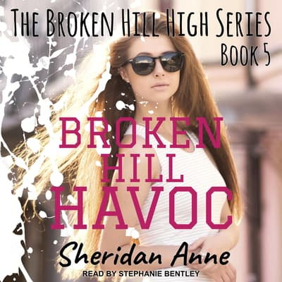 Broken Hill Havoc by Sheridan Anne audiobook