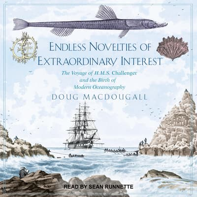 Endless Novelties of Extraordinary Interest by Doug Macdougall audiobook