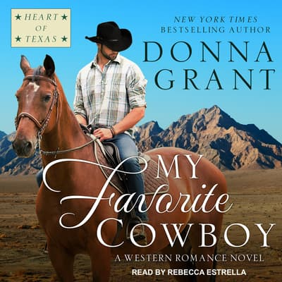 My Favorite Cowboy by Donna Grant audiobook