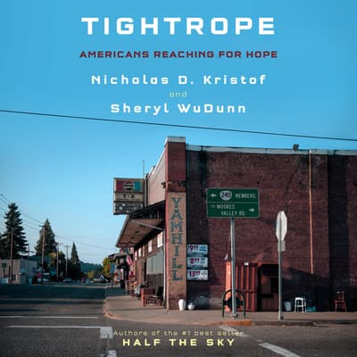 Tightrope by Sheryl WuDunn audiobook