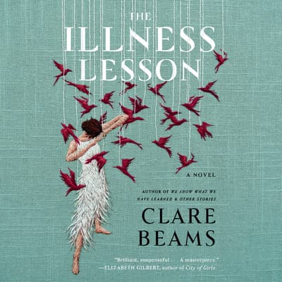 The Illness Lesson by Clare Beams audiobook