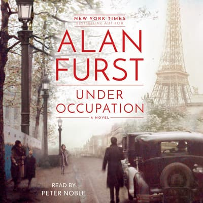 Under Occupation by Alan Furst audiobook
