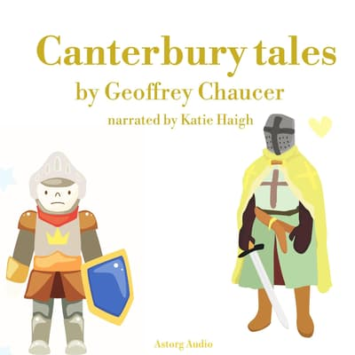 Canterbury Tales by Geoffrey Chaucer audiobook