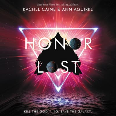 Honor Lost by Rachel Caine audiobook