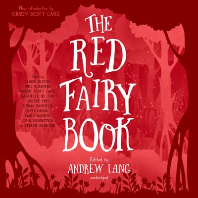 The Red Fairy Book by Andrew Lang audiobook