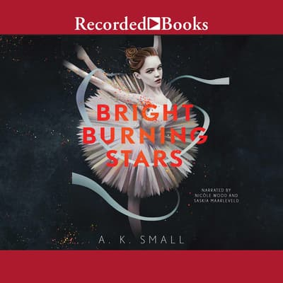 Bright Burning Stars by A.K. Small audiobook