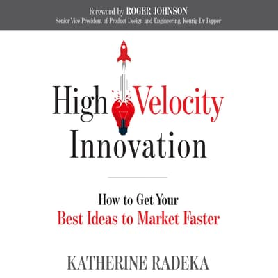 High Velocity Innovation by Katherine Radeka audiobook
