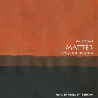 Matter by Geoff Cottrell audiobook