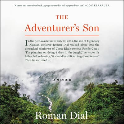 The Adventurer's Son by Roman Dial audiobook