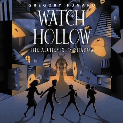 Watch Hollow: The Alchemist's Shadow by Gregory Funaro audiobook