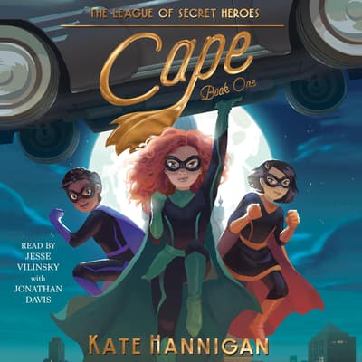 Cape by Kate  Hannigan audiobook