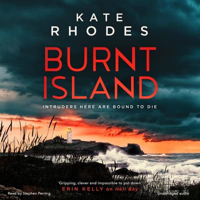 Burnt Island by Kate Rhodes audiobook