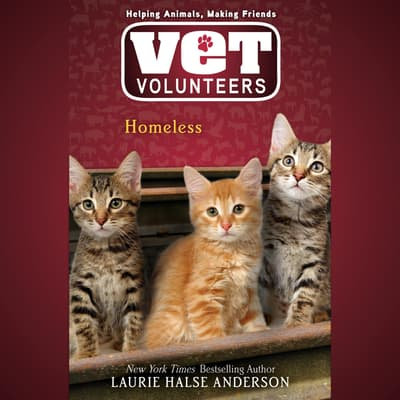 Homeless #2 by Laurie Halse Anderson audiobook