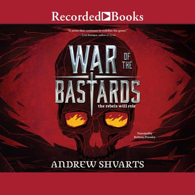 War of the Bastards by Andrew Shvarts audiobook